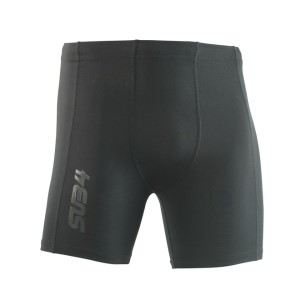 SUB4 Mens Compression Half Shorts