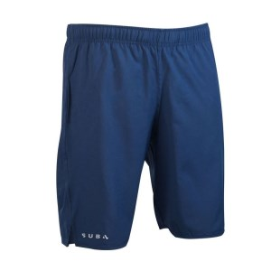 Sub4 7 Inch Action Mens Training Shorts - Navy