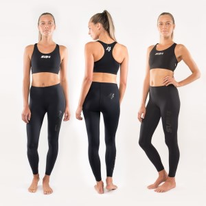Sub4 Compression Womens Training Tights