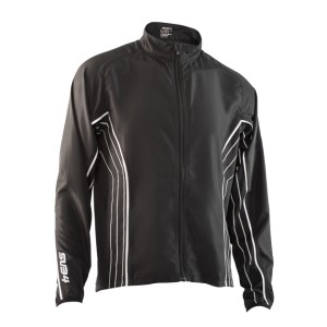 Sub4 Reflective Trim Soft Shell Womens Running/Cycling Jacket - ONLY XS LEFT IN STOCK