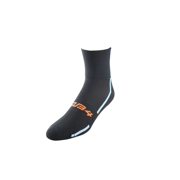 SUB4 Mens Cycling Socks - Black
