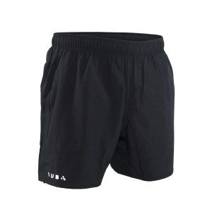 5 Inch Mens Running Shorts BLACK