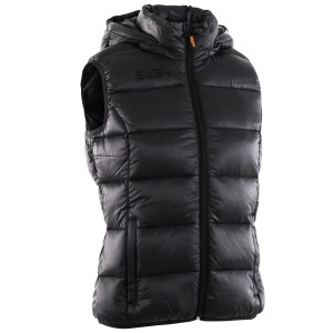 SUB4 Duck Down Womens Water Resistant Puffer Vest