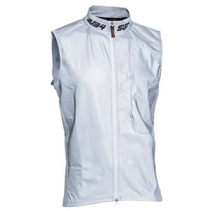 Cycling vest / gilet with 360 degree reflectivity