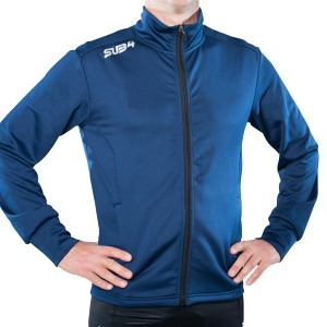 SUB4 Mens Track Jacket - Blue